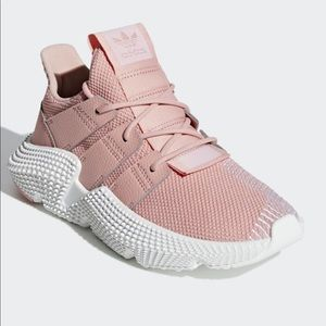 New! Adidas Prophere J Originals Trace Pink